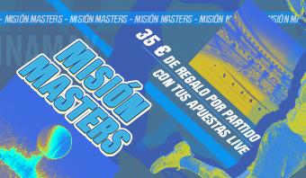 Misión Masters
