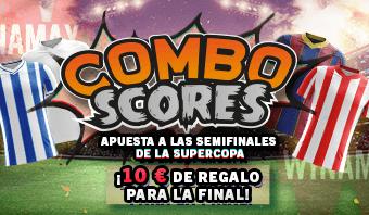 Combo scores