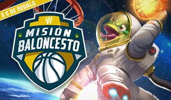Misión baloncesto