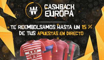 Cashback Europa