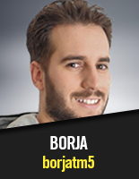 Voto por borjatm5