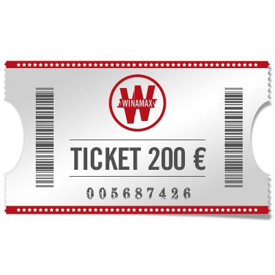 Ticket 200€